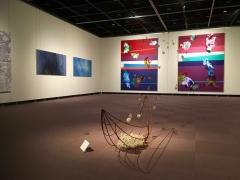 八色の森の美術展(2)