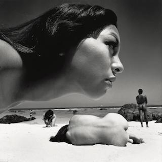 篠山紀信〈誕生〉より 1967年 (富士フイルム株式会社蔵)