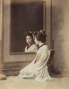 鹿島清兵衛『ポン太』1895年頃