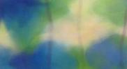 色奏-影映 17-4 綿布に水性アルキド樹脂絵具 162×162㎝
