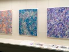 【作品紹介−10】八色の森の美術展+子ども絵画展(2階展示室B_b)