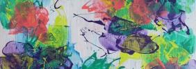 絵画の襞Ⅳ 17-L04
