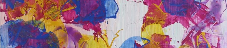 絵画の襞Ⅳ 17-L03