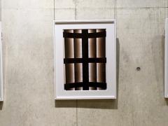【作品紹介−8】八色の森の美術展+子ども絵画展(2階展示ロビー)